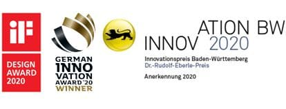 ACD wins various innovation awards with the M2SmartSE
