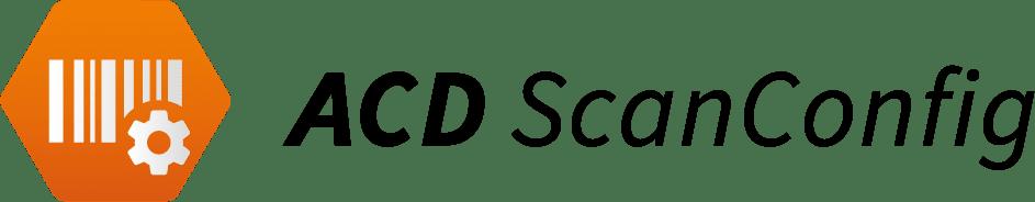Logo ACD ScanConfig