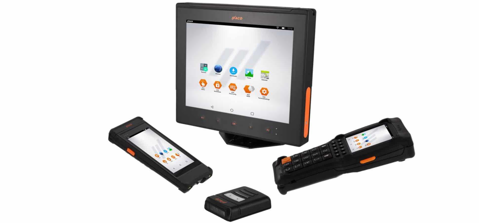 Sammelbild ACD Mobile Geräte