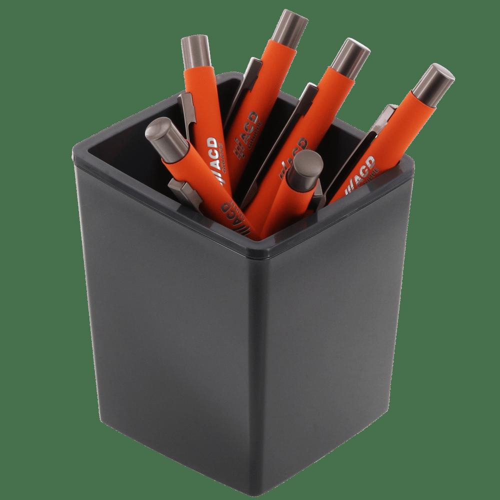 Mobiler Arbeitsplatz MAX Stifthalterung magnetisch
