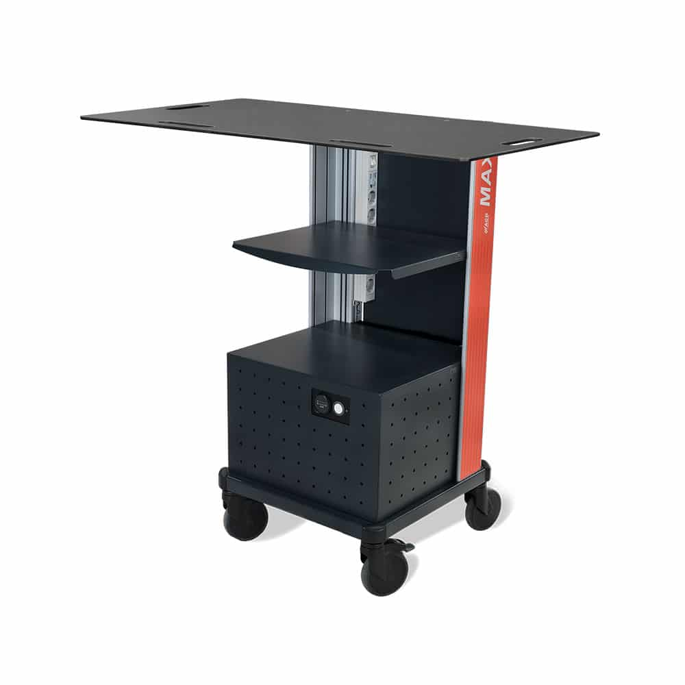 MAX Tischplatte oben extra groß