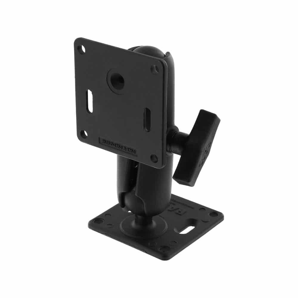 Monitorhalter RAM Mount VESA 75 Armlänge 143mm