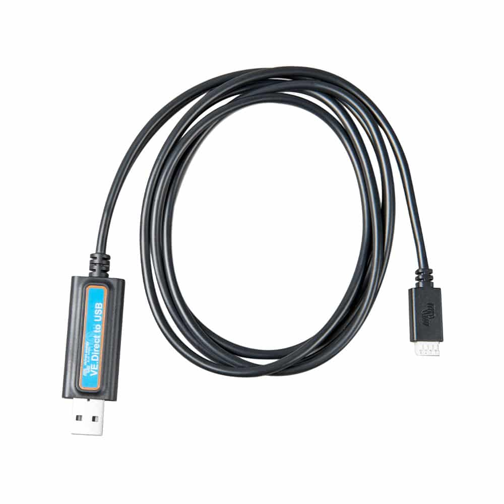 Verbindungskabel VE. - Direct to USB Interface