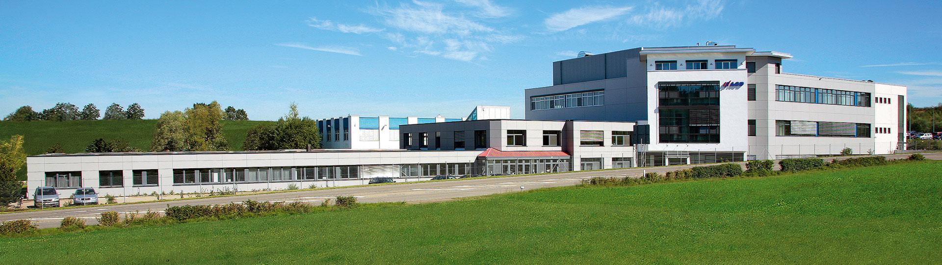 ACD Elektronik Gebäude