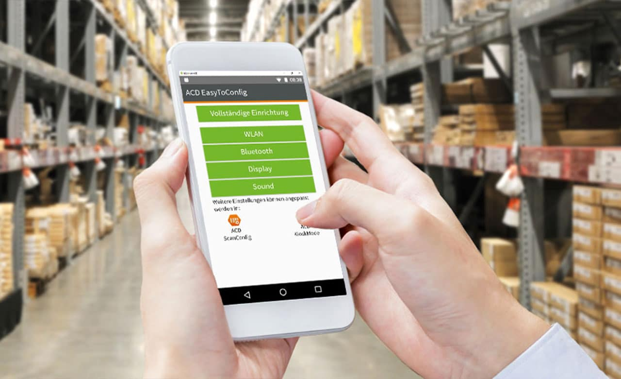 ACD EasyToConfig Android Industrial Plus