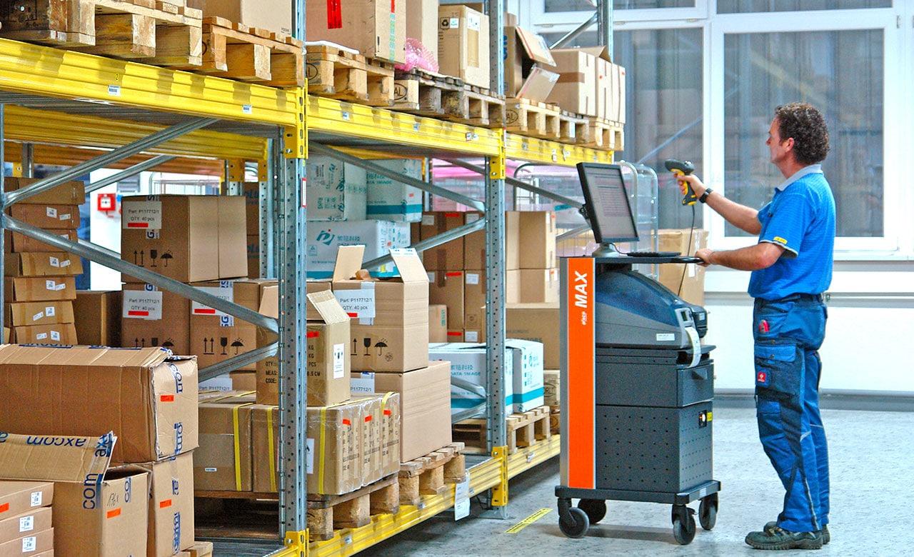 Mobiler Arbeitsplatz MAX