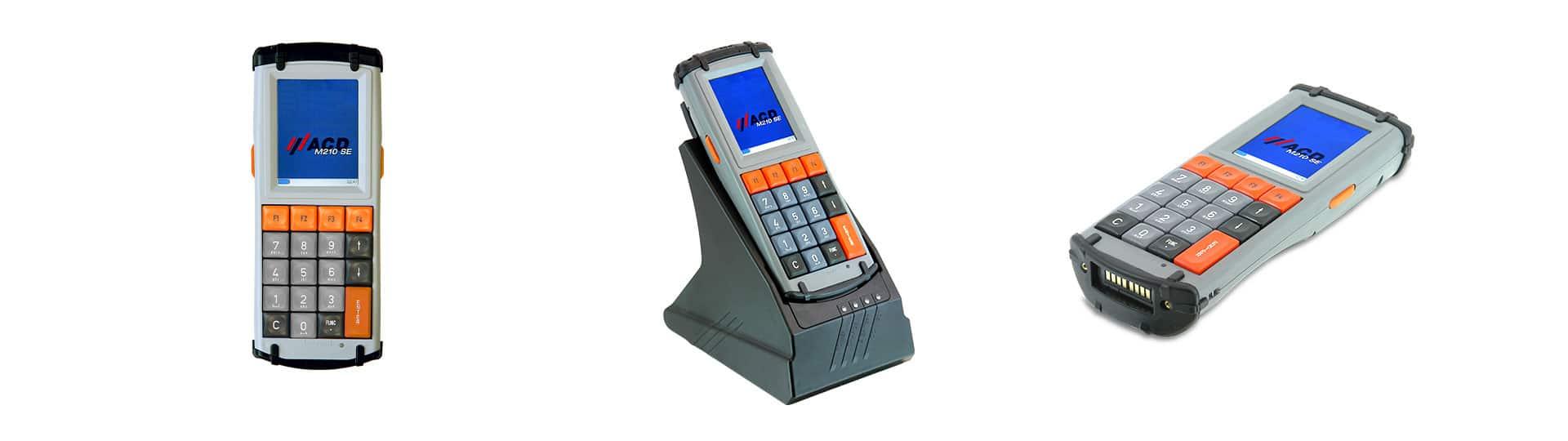 Mobile Geräte im Waren Ein- und Ausgang