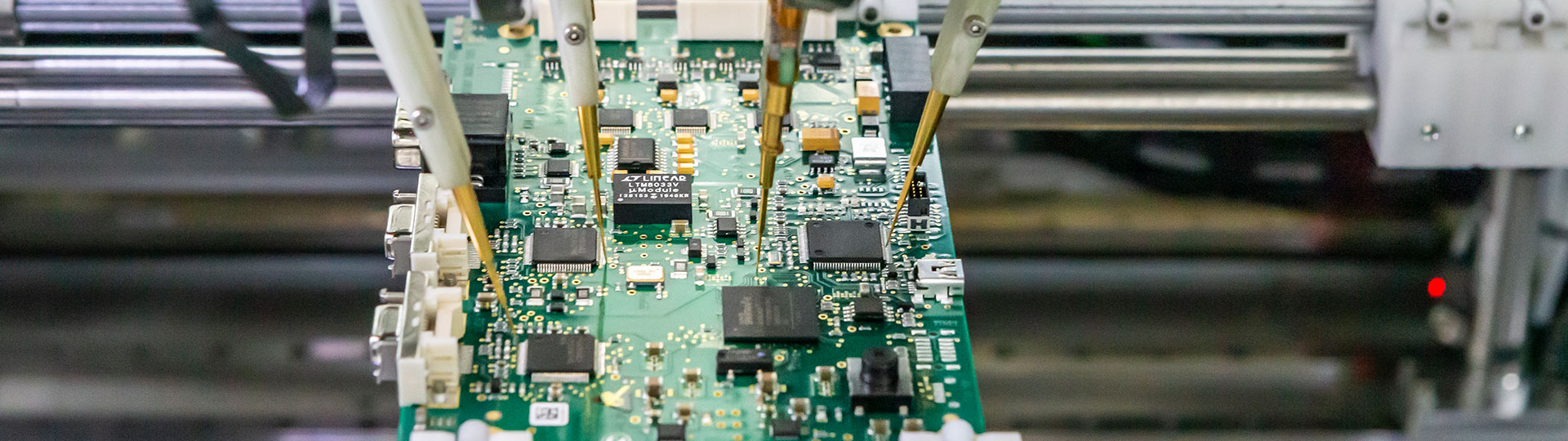 elektrische Testverfahren