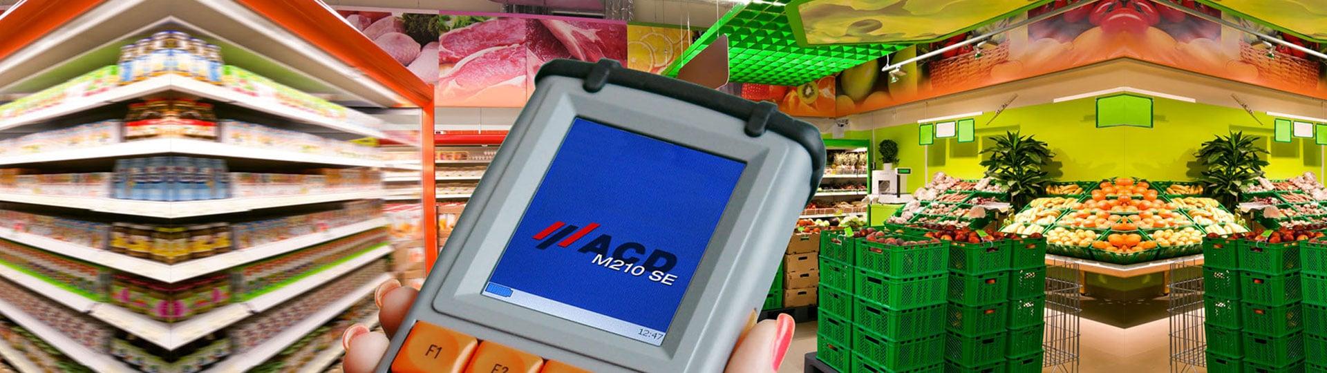 Warenmanagement im Lebensmittel Einzelhandel Laden