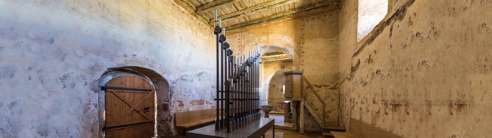 Trinamic erfüllt Kapelle mit beispielloser Musik