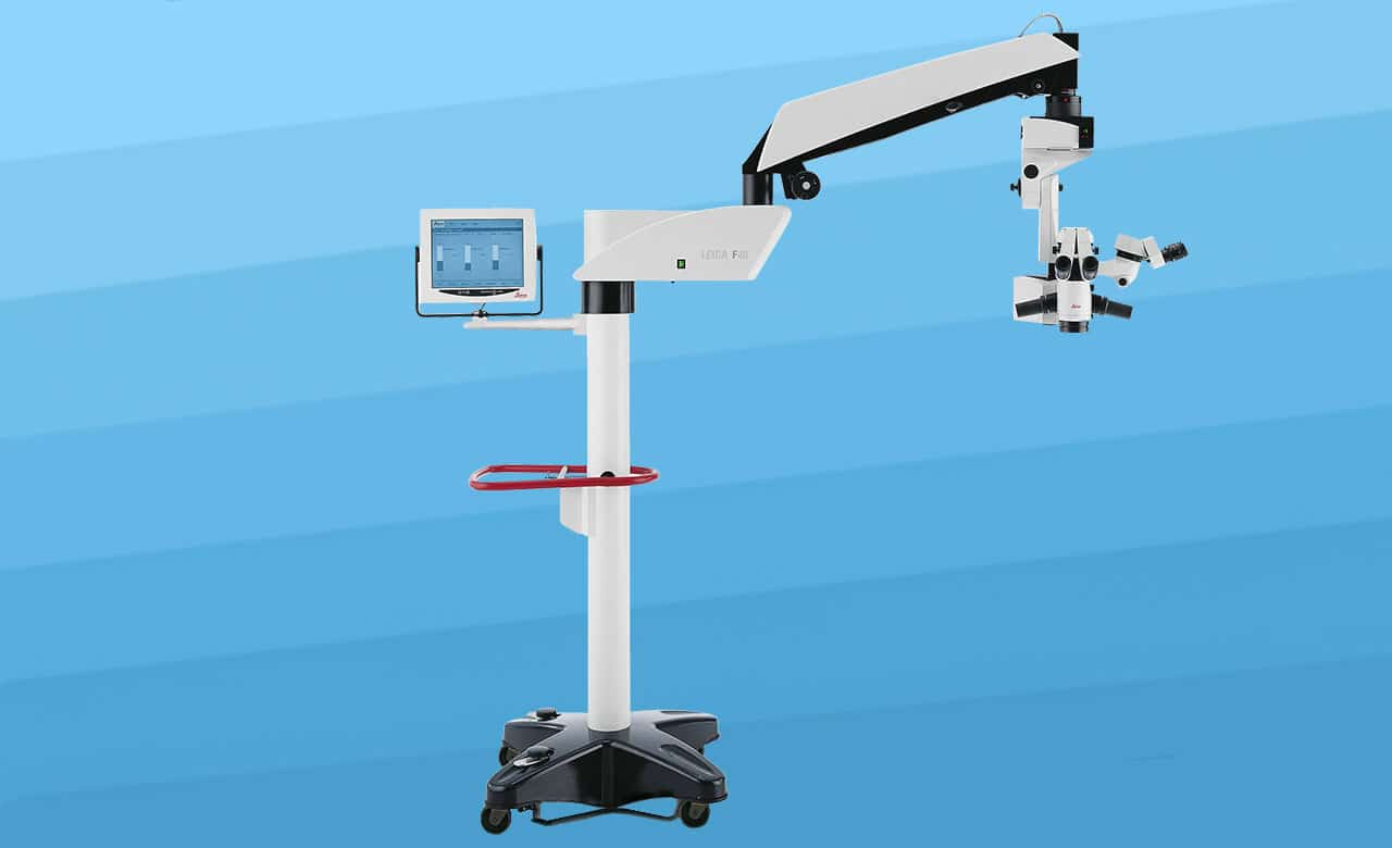 Medical microscopes produced by ACD