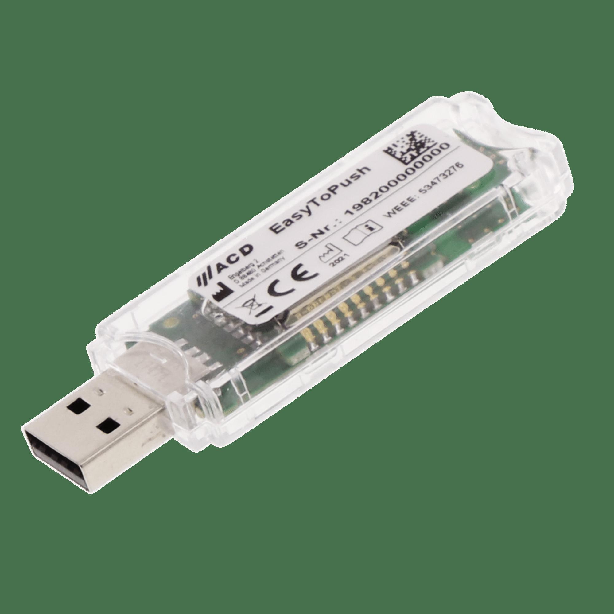 ACD EasyToPush - Passerelle USB