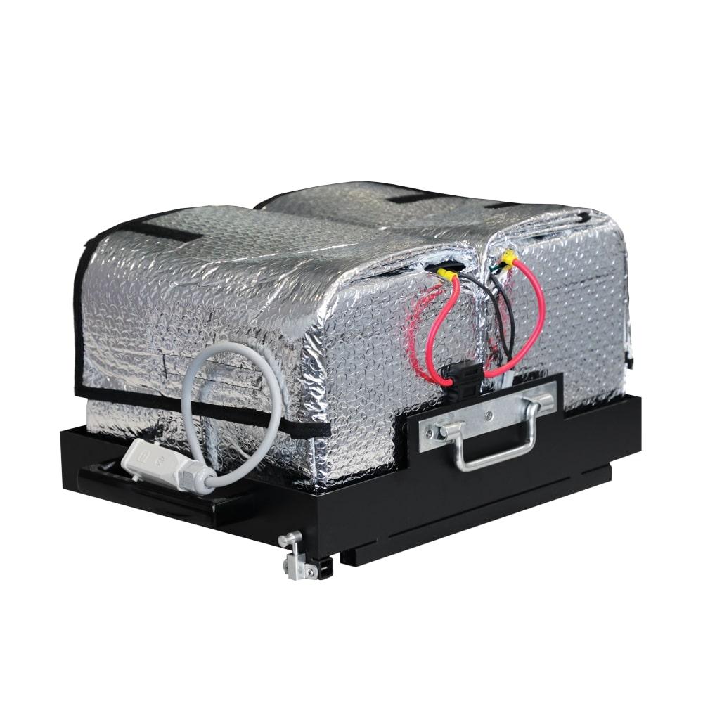 MAX BWS battery change tray (freezer use)