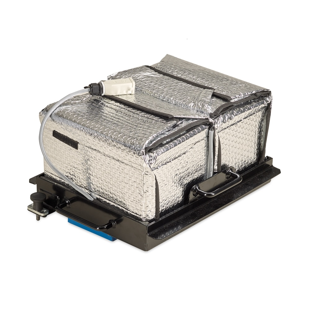 MAX BWS-R battery change tray freezer use