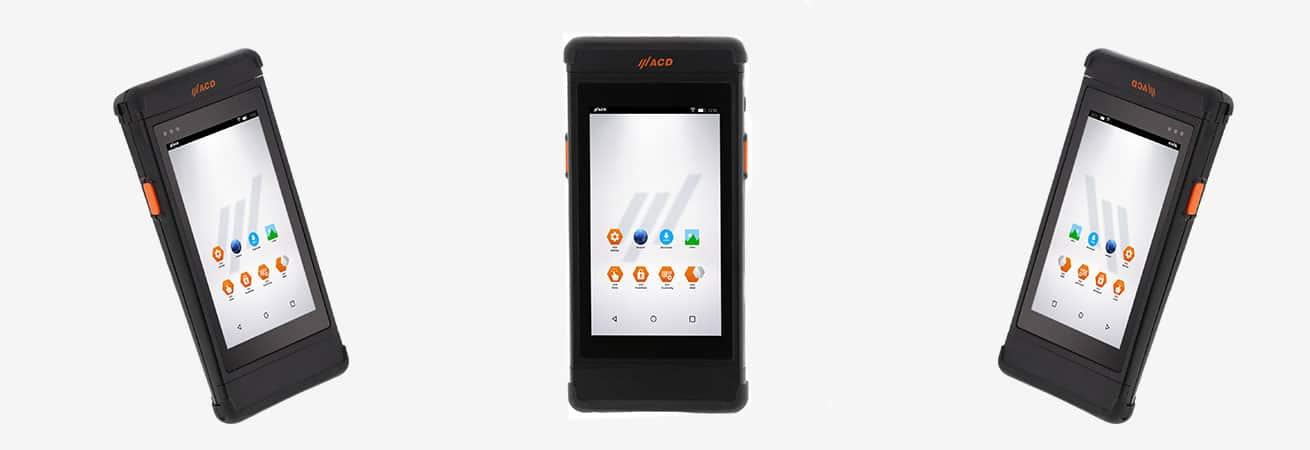 Mobiler Handheld Computer M2Smart