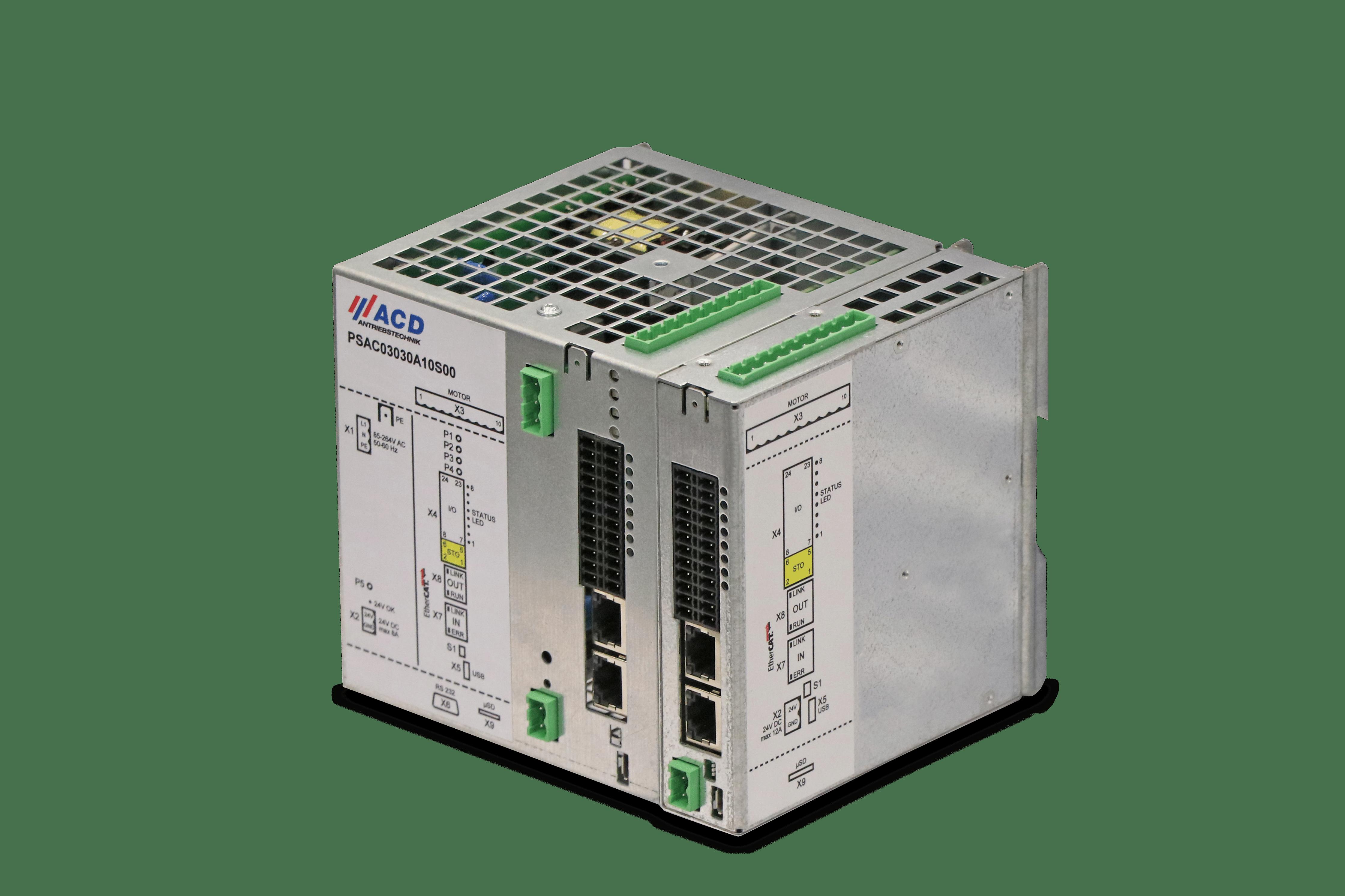 Netzteil und Antriebsregelgerät PSAC03030A01S00