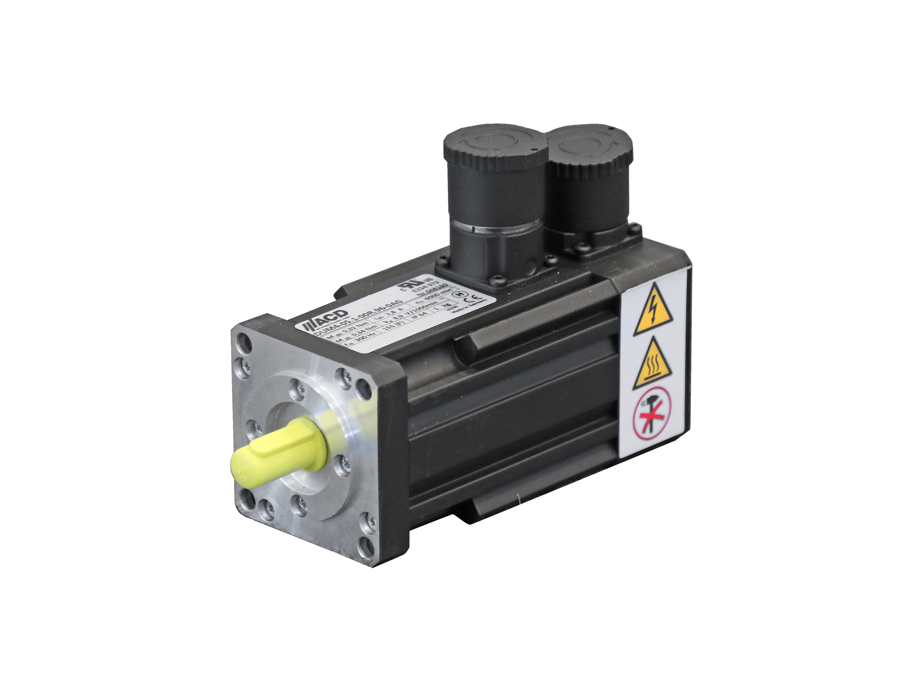 ACD Antriebstechnik Synchronmotor DUM4-05-1-00r-96-0ag