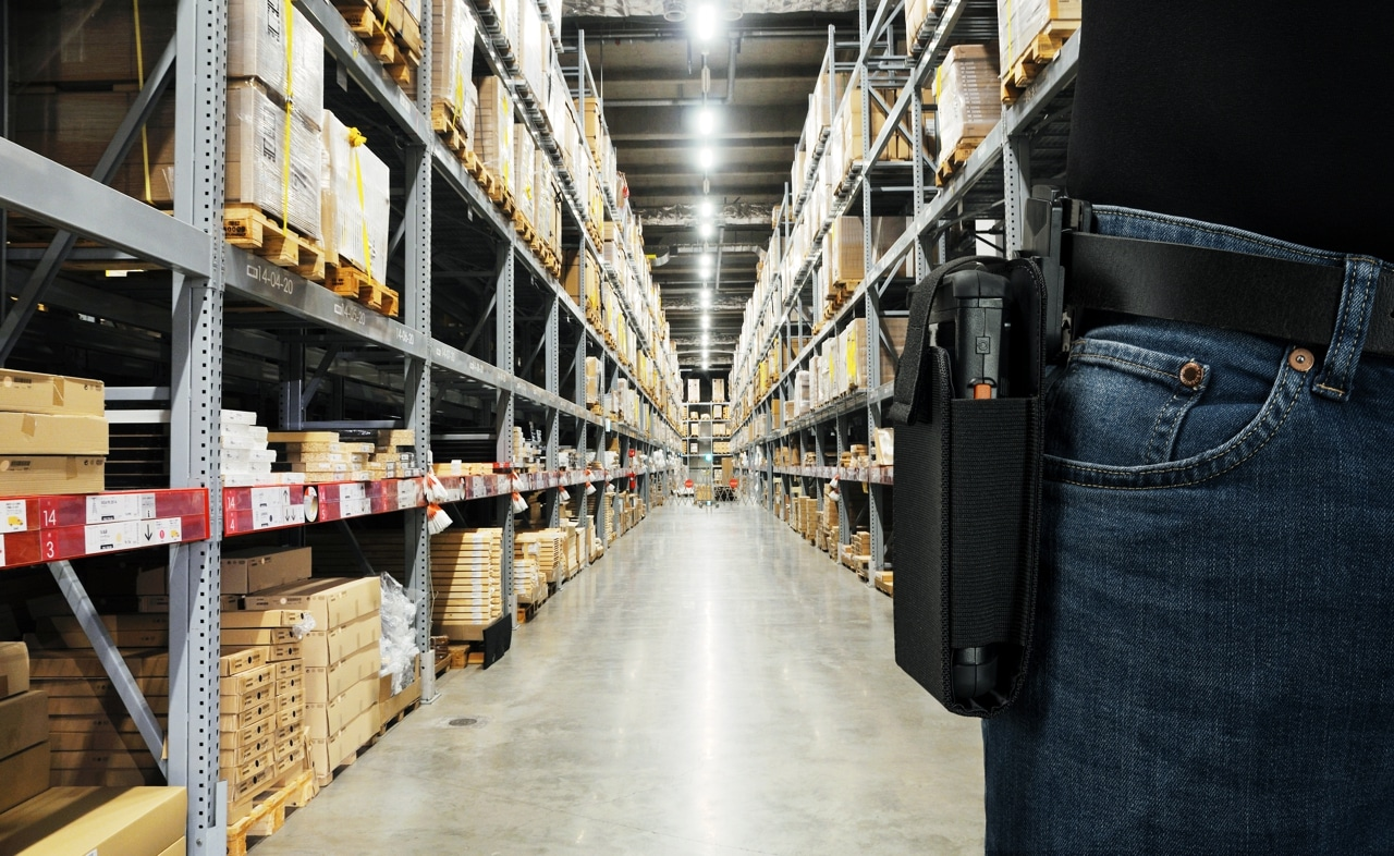 M2SmartSE bag for logistics applications