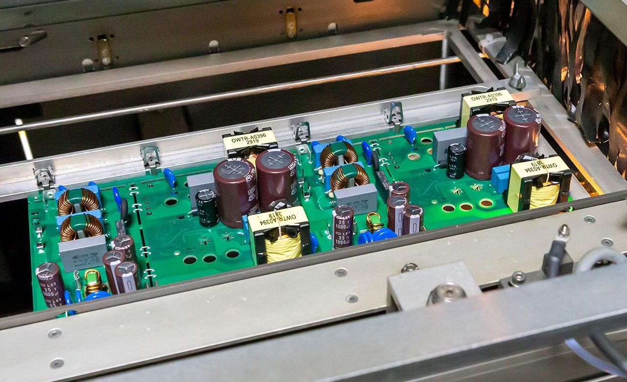 Soldering on printed circuit boards