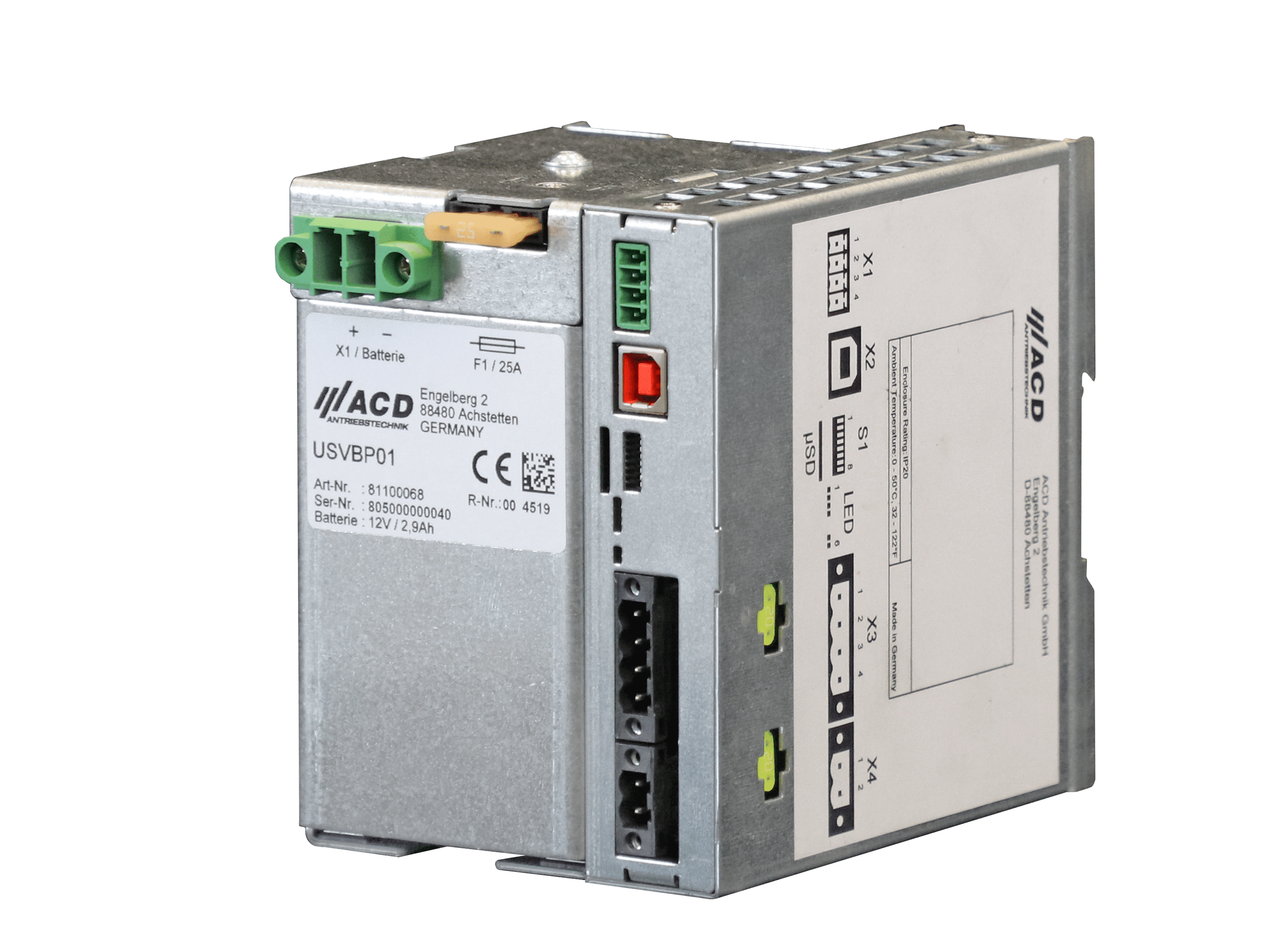 UPS Battery module USVBP01