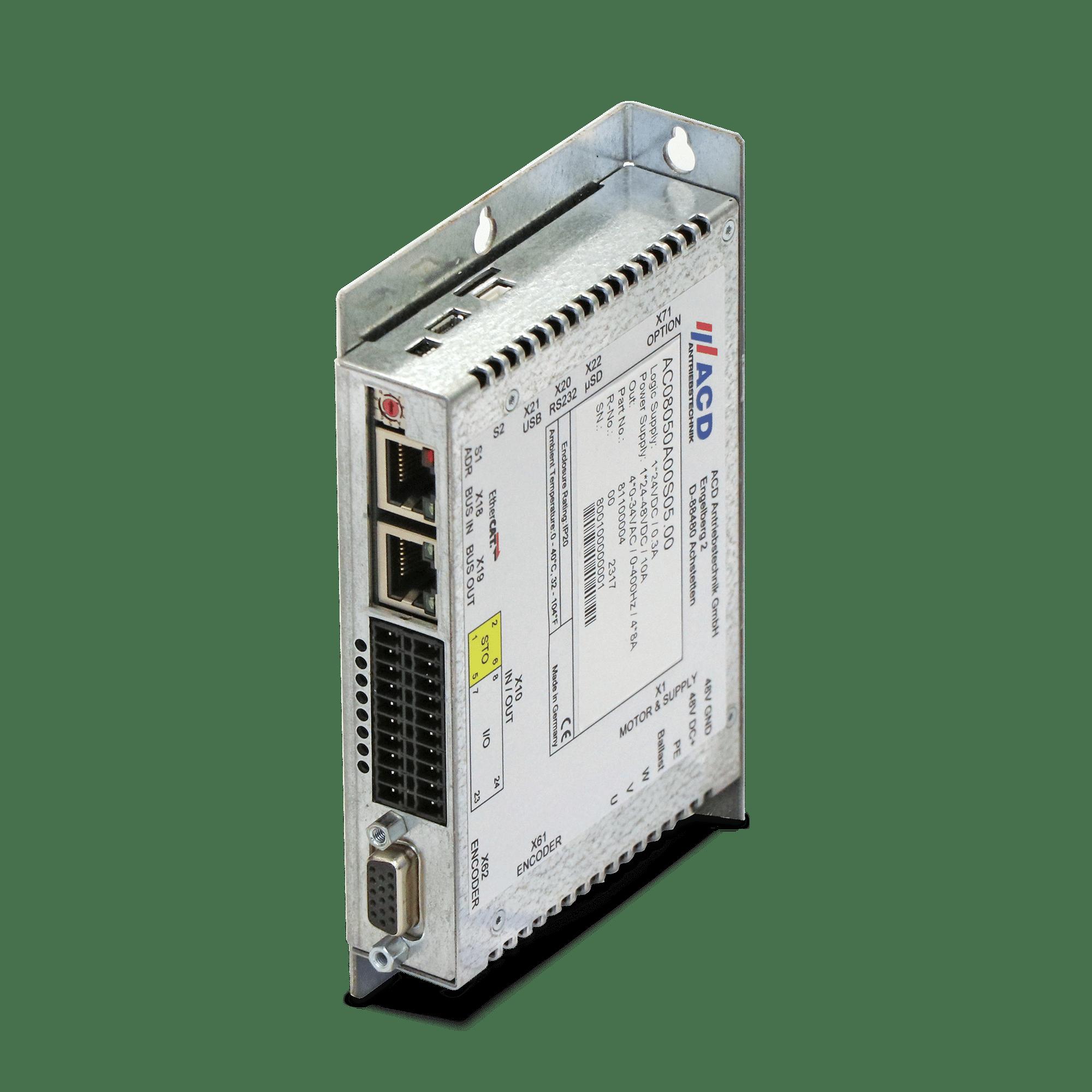Drive Controller ACxx050A00S05.xx