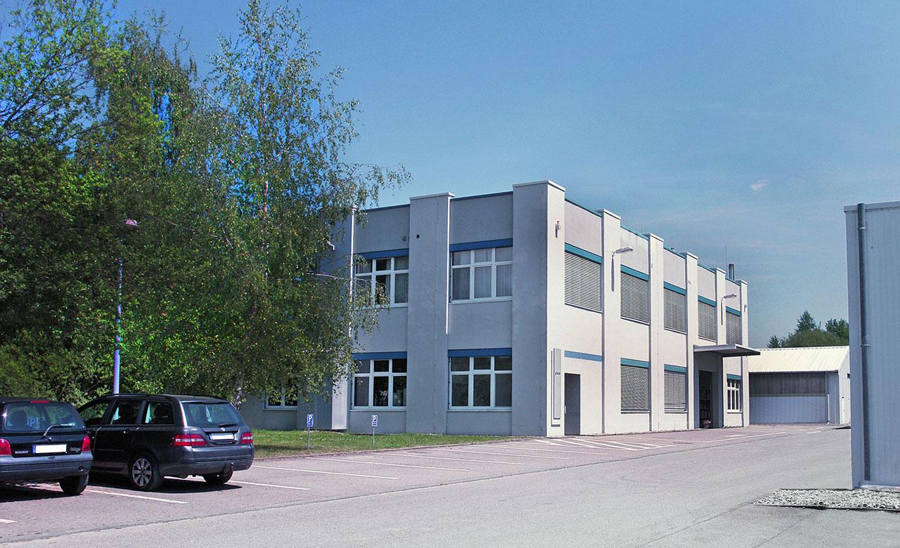 Ubicacion ACD Antriebstechnik GmbH