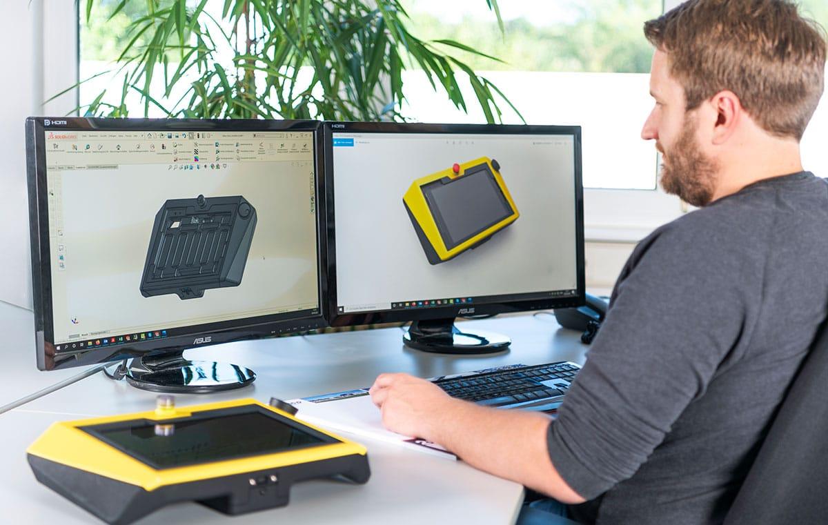 Kundenspezifische Leistungen und Produkte der ACD Antriebstechnik