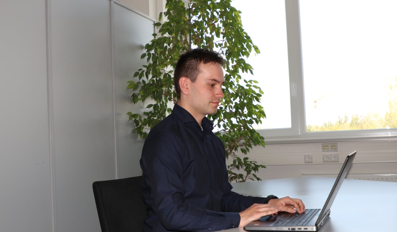 F. Zentner Duales Studium bei der ACD Grupp