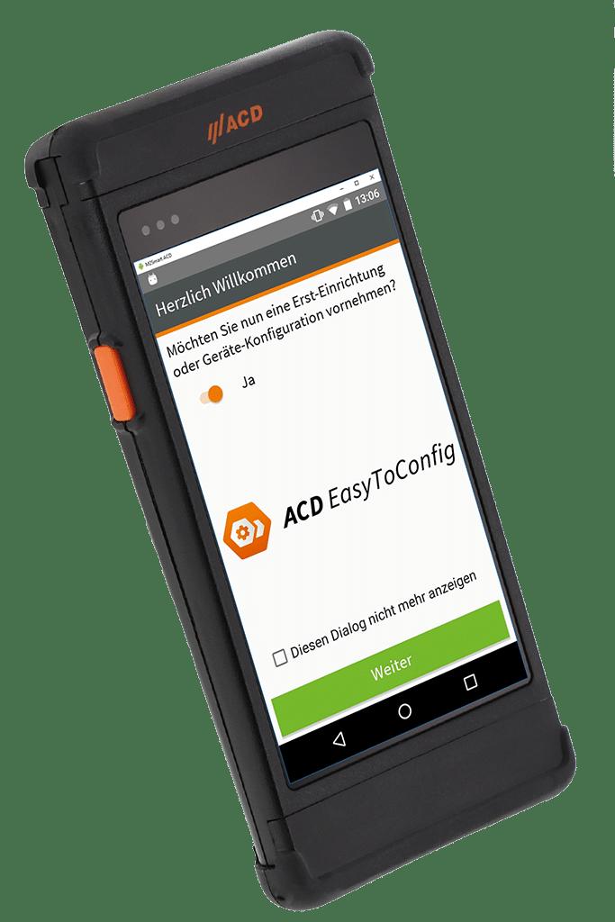 Vorgefertigte ACD Apps für einen optimalen Workflow