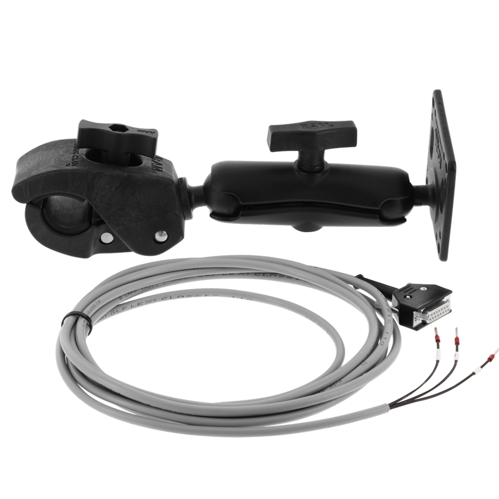 MFT1x Mounting kit RAM Mount with holding clip