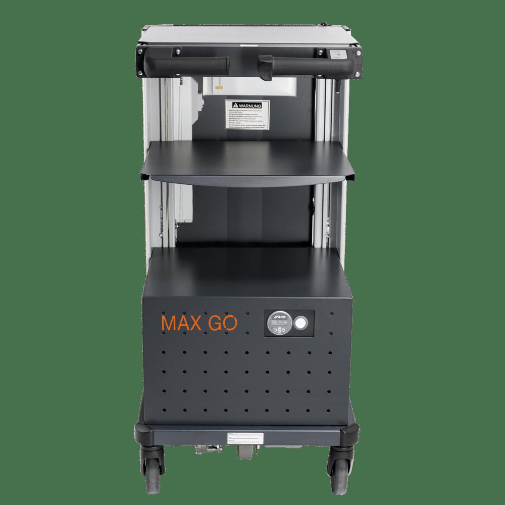 Estacion móvil MAX GO