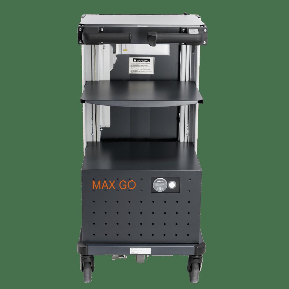 Mobiler Arbeitsplatz MAX GO