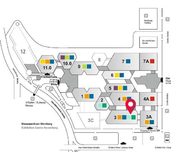 sps hallenplan 2021 adc antriebstechnik e1634044500818